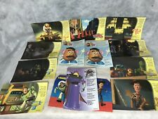 Disney Pixar TOY STORY 2 Panini Photo Card Collection Set Of 12 Buzz Woody Zurg