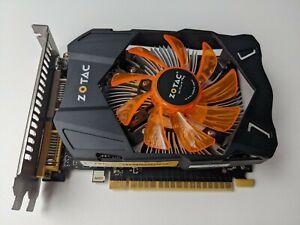Zotac Nvidia GeForce GTX 750 Ti + 1x MiniHDMI - HDMI Adapter