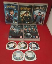 Harry Potter X 5 Sony PSP (UMD)