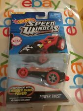 Hot Wheels Boys Speed Winders Power Twist Vehicle  *