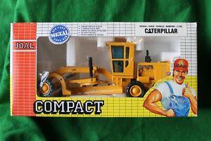 JOAL CAT CATERPILLAR 12G MOTOR GRADER 1/50 #217