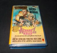 Alvarez Kelly VHS Pal William holden RCA Columbia