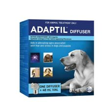 Adaptil Diffuser Kit with 48ml Vial Dog Dogs Pet Pets