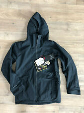 NEW Burton AK 2L Cyclic Gore Tex Snowboard SKI Jacket Coat Mens True Black Small