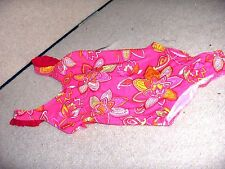 Girls Size XSMALL (5) * OLD NAVY * 1 Piece  FLORAL Swimsuit NWT