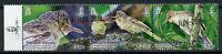 Pitcairn Islands 2019 CTO Reed Warbler 3v Strip Warblers Birds Stamps
