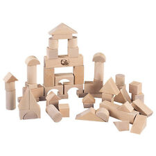 Wooden Block Set 54 Pieces 20412 Educational Toys