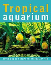 Tropical Aquarium by Sean Evans (Hardback) NEW BOOK