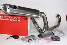 Kit Scarico Racing per Ducati Multistrada 1200 By Termignoni  cod  96480021A