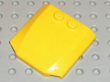Capot LEGO yellow Wedge Ref 45677 / Set 7633 7900 4852 7734 10128 7632 7243 7936