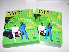 Miami Vice Tweede Seizoen  ( Season 4 ) * 6 DVD BOX SET 2004 Nederlandse subs