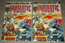 Fantastic Four #138 Miracle Man (2) Vf Copies