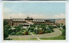1915 Fred Harvey Postcard Hotel El Tovar Arizona