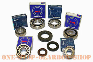 VAUXHALL AGILA F12 GEARBOX BEARING REBUILD REPAIR OVERHAUL KIT SET