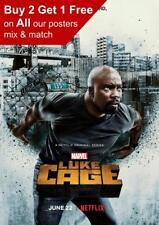 Netflix Luke Cage Season 2 Poster A5 A4 A3 A2 A1