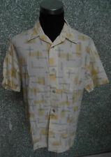180M SIGNUM marcas Camiseta Hombre Camisa De Hombre Talla XL Amarillo Gris