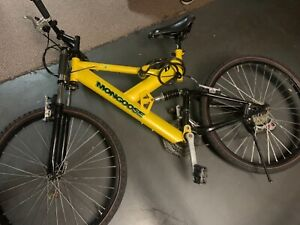Mongoose exlipse full dual