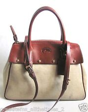 Authentic DOONEY & BOURKE Satchel Style Shoulder Bag - USED