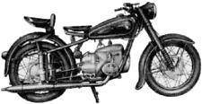 IFA / MZ BK 350 - >272 Rahmen Schrauben Set 214<  Normteile Satz NEU