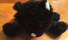 Webkinz Ganz Plush Black Cat Stuffed Animal Toy Only, No Code