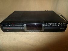 New listing Philips Cd Burner Recordable Dual Deck Cd-Rw Cd-R Player Recorder Cdr775 /17