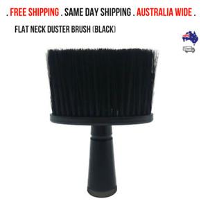 Flat Neck Duster Brush (Black) AUS-SELLER/SAME-DAY SHIPPING!!!