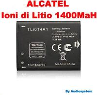 BATTERIA 1400Mah RICAMBIO PER VODAFONE SMART 875 MINI VF875 TPOP 4010D tli014a1