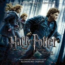 OST-HARRY POTTER AND THE DEATHLY HALLOWS PART I MOOTION PICTURE OST-JAPAN CD F30