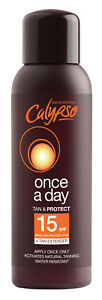 Calypso Once A Day Tan & Protect | SPF15 | 8 hour protection | 200 ml