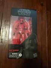 Black Series Sith Trooper New