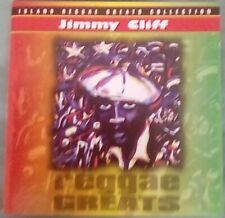 Jimmy Cliff Island Reggae Greats Collection CD 554 459-2 1998
