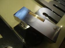 Dunhill Rollagas Lighter - Brushed Steel & Gold Plated - Feuerzeug/Briquet