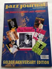 Jazz Journal, May 1997, golden anniversary edition, collectable