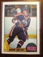 1987-88 O-Pee-Chee OPC Edmonton Oilers Team Set 15 Cards Wayne Gretzky Messier F