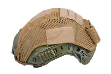 Airsoft FAST PJ Type Base Jump Casque Housse Tan UK Stock