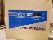 Knight Pro-Watch II  Microprocessor Timer Control With External Plug-In Transf