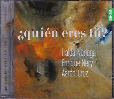 Iriada Noriega,Enrique Nery,Aaron Cruz   Quien Eres Tu ? CD New Nuevo Sealed