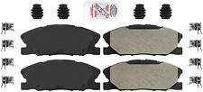 Disc Brake Pad Set-Enforcer, RWD Front Autopartsource fits 2014 Dodge Charger