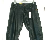 "BN G Star Raw New Riley 3D Loose Tapered Grime Denim Dk Aged W33"" L34"""