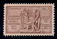 #1020, 3¢ Louisiana Purchase Stamps Lot Of 400, Mint - Spice Up Your Mailings!