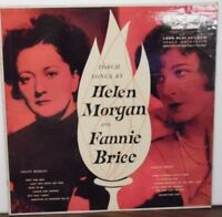 Torch Songs by Helen Morgan and Fannie Brice LVA1005 vinyl  042918LLE