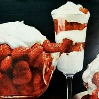 1962 Dream Whip Life Magazine Ad Full Page 13.5 x 10.5 Dessert Topping & Coupon