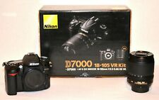 Nikon D7000 16.2 MP Digital SLR Camera & Nikon AF-S DX 18-105mm G ED VR Lens
