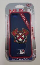 BULK Lot 20 ATLANTA BRAVES 3D Silicone Cell Phone Cases IPhone 5 5s 5s
