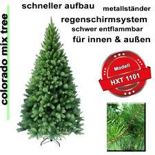 120 cm exkl künstlicher Weihnachtsbaum Christbaum Tannenbaum inkl. Metallständer