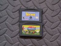 Lot Nintendo Game Boy Advance GBA Games Horsez + Let's Ride! Dreamer