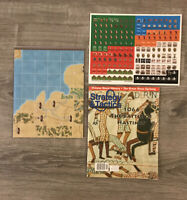 STRATEGY & TACTICS  #240 THE BATTLE OF HASTINGS Unpunched Game S&T