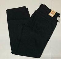 URBAN PIPELINE Jeans Regular Fit Straight Leg 100% Cotton Black Pick Your Size