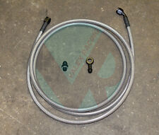 94-95 Acura Integra Replacement Stainless Steel -6 Fuel Feed Line Tank to Filter