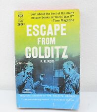 Escape From Colditz By P.R. Reid (1961) Paperback
